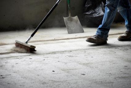 Nettoyage / Fin de chantier / Remise en état